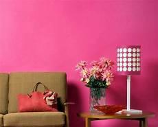 Helles Altrosa Wandfarbe - wall color ideas create a colorful wall decoration