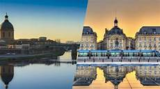 Toulouse Et Bordeaux Les Villes Qui Donnent Envie De