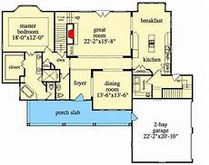 plan 29821rl sweet country home country house house