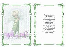 birthday birthday verses card sentiments cards handmade