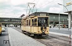 1966 west berlin tw 3589 der bvg am bahnhof zoologischer