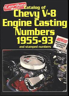 Chevrolet Part Numbers
