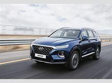 A Diesel Santa Fe? Hyundai Debuts 2019 Santa Fe, Drops