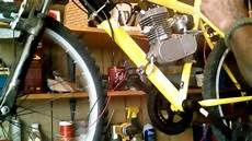 wiring the kill switch 49cc motorized bicycle youtube