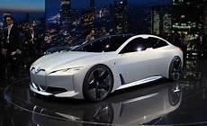 Bmw I Vision Dynamics Concept Photos And Info News Car