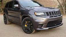 2019 jeep grand trackhawk review take the fast