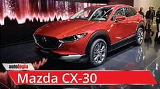 mazda cx 30 2020 an 225 lisis de motores y precios para