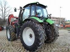 Used Deutz Fahr Agrotron 180 7 Profiline Tractors Year