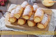 crema pasticcera ho voglia di dolce cannoncini alla crema in 10 minuti ricetta ho voglia di dolce