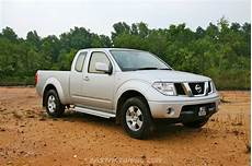 nissan navara king cab test drive review in malaysia