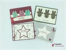 weihnachtskarten selber basteln 6 tolle ideen zum nachbasteln