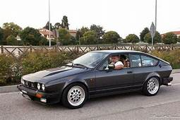 Pin By Jasenko On Alfa Romeo GTV6  Gtv6
