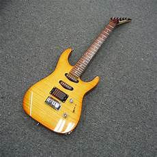 Used Jackson Js20 Dinky Electric Guitar With Dimarzio