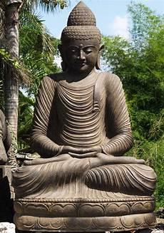 zen garden buddha statues bringing serenity to
