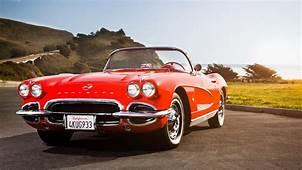 Cars Chevrolet Corvette Classic Car Wallpaper  24388