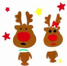 Fensterbilder Weihnachten Vorlagen Rentier Magicgel Fensterbilder Weihnachten Rentier Eltern 24 X