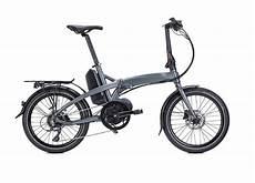 tern vektron d8 gunmetal electric folding bike 2019