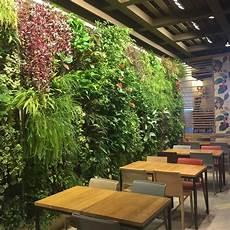 parete giardino verde verticale 6 tasche in feltro floravip lindoshop