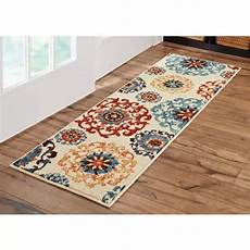 Kitchen Area Rugs Walmart by The Pioneer Flea Market Rug Walmart Kitchen