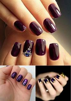 try fabulous purple nail art designs top beauty magazines