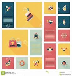 merry christmas flat app ui background eps10 stock vector illustration of snowman dinner