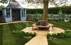 your garden primrose tree seat on itv s your garden primrose