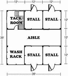 horse barn house plans barn plans 36 x 36 gable stablewise