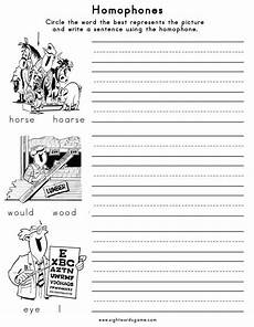 spelling worksheets homophones 22404 homophone worksheet 3 homophones spelling worksheets worksheets sight words