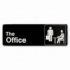 Bathroom Signs For The Office by Appreciated T V Show Of The Month The Office U S
