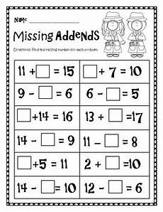 addition worksheets with missing addends 9643 editable missing addends worksheet by boren2teach tpt