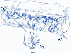 2000 Gmc Sonoma Wiring Diagram Fog L by Opel Vectra Gls 1999 Dashboard Electrical Circuit Wiring