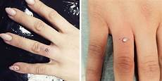 wedding ring piercing pictures new engagement ring piercing trend growing in popularity awesomejelly com