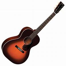 Martin Ceo 7 Retro Acoustic Guitar Sunburst At Gear4music