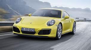 2016 Porsche 911 Carrera 4 Targa Pricing And