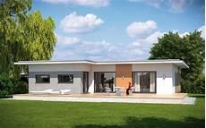 billige häuser bauen bungalow flat emondi 135 barrierefrei g 252 nstig