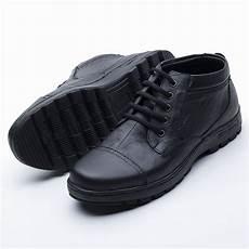 jual sepatu boot pria casual kulit asli handmade murah di lapak fordza shop fordza