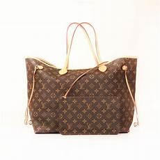 Louis Vuitton Neverfull Gm Monogram Canvas Complete I Cbl Bags