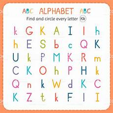letter k worksheets for preschoolers 23695 find and circle every letter k worksheet for kindergarten and preschool exercises for children