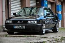 audi 80 b3 stance audi cars background wallpapers on