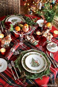 weihnachtstisch festlich dekorieren 16 decorating ideas to jazz up seasons futurist