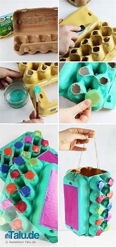 basteln mit eierkarton tolle ideen aus alten eierpappen