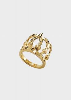 versace rings for men official website