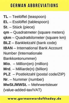 german worksheets for beginners 19610 60 common german abbreviations every german learner must pdf język niemiecki słownictwo