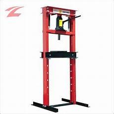 znl 12t werkstattpresse hydraulikpresse lagerpresse presse