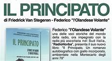 olandese volante venezia federico l olandese volante presenta quot il principato quot ad quot a