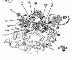 Where Is The Egr Valve Located On A 1994 Chevy Astro