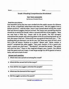 poetry comprehension worksheets third grade 25368 reading worksheets third grade reading worksheets
