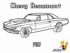 chevy beaumont american car coloring