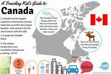 traveling kid s and family s country fact guides infographics to america canada travel