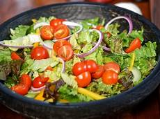 simple green salad with chagne vinaigrette recipe